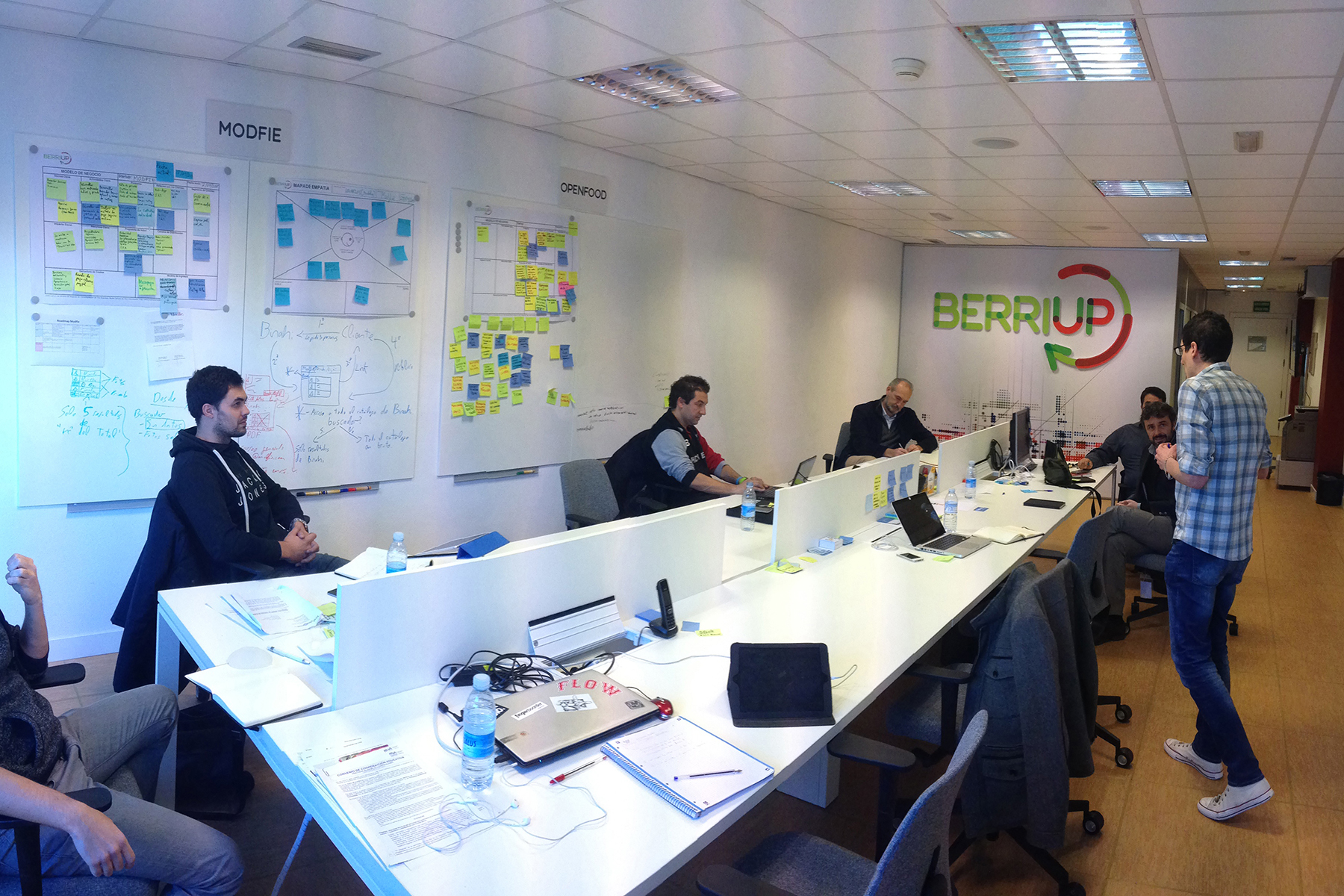 Berriup Accelerator Spain