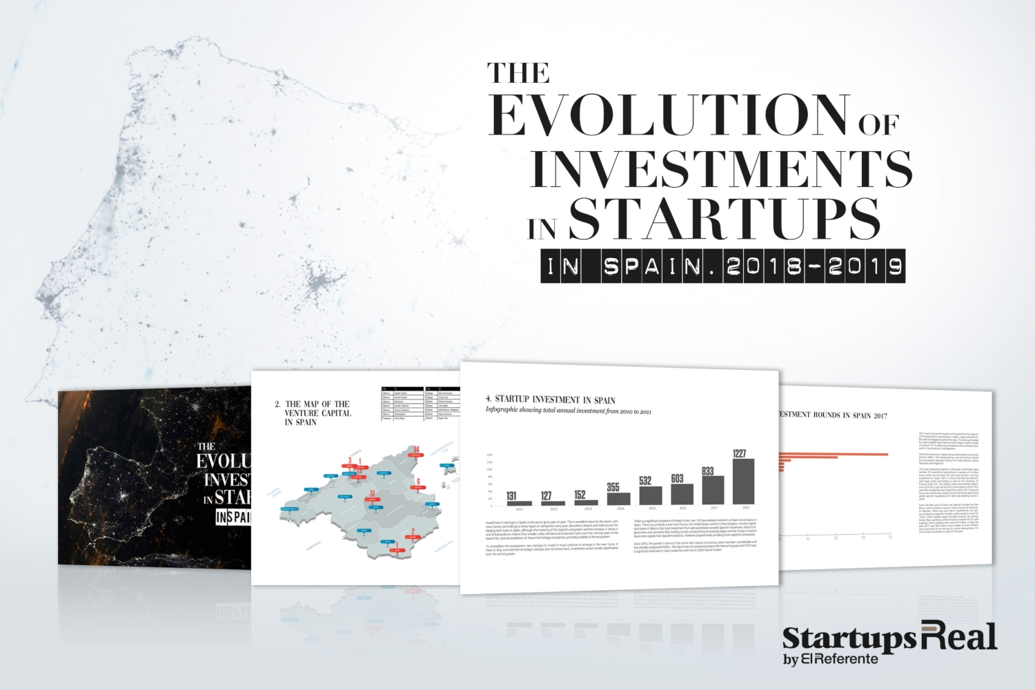 Report on investment in Startups in Spain 2018-2019