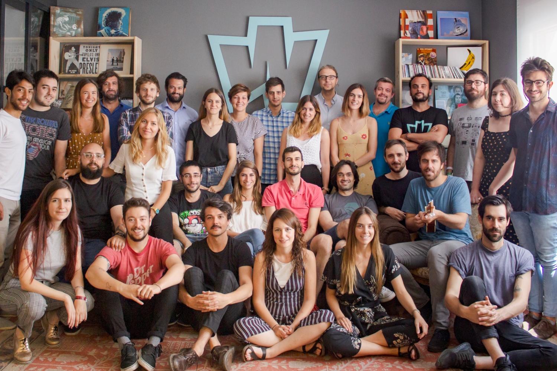 Wegow team startups