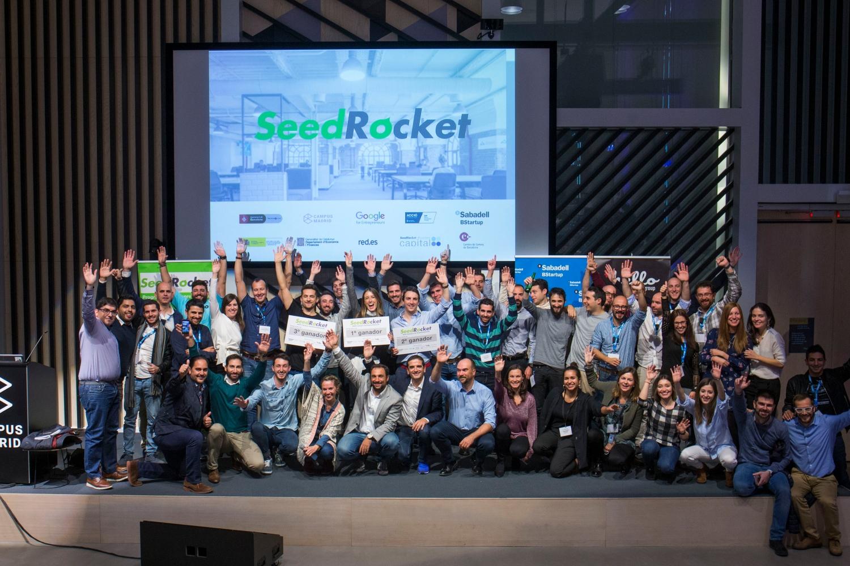 SeedRocket accelerator