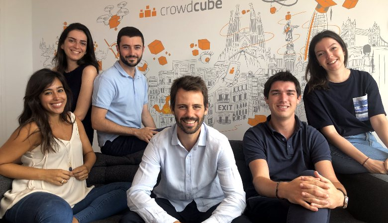 Crowdcube equipo