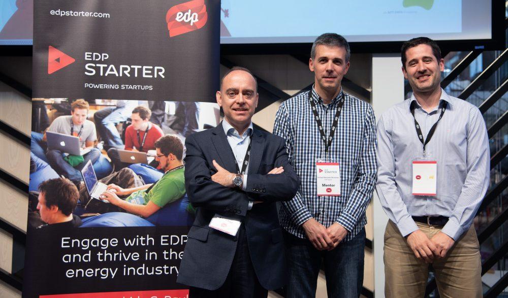 EDP starter incubator