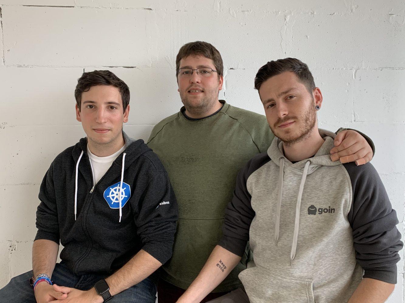 Goin Fintech startup