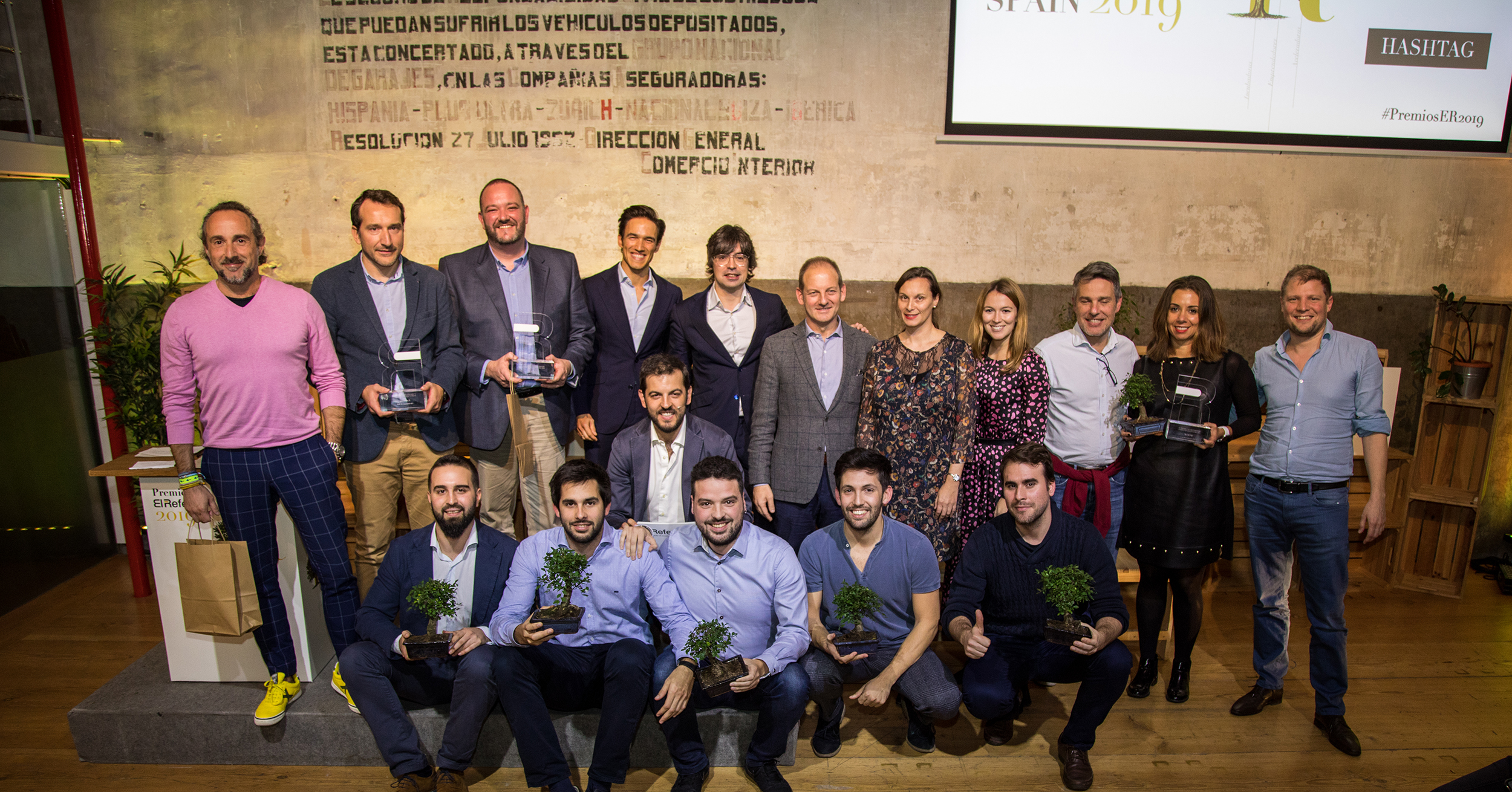 Awards El Referente 2019
