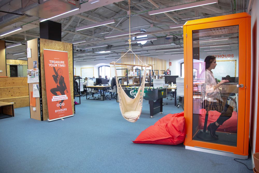 BYHOURS closes 8 millions of euros funding round
