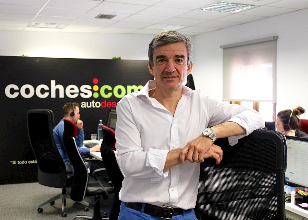 One of the Founders of Coches.com