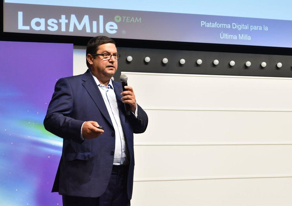 Last Mile CEO