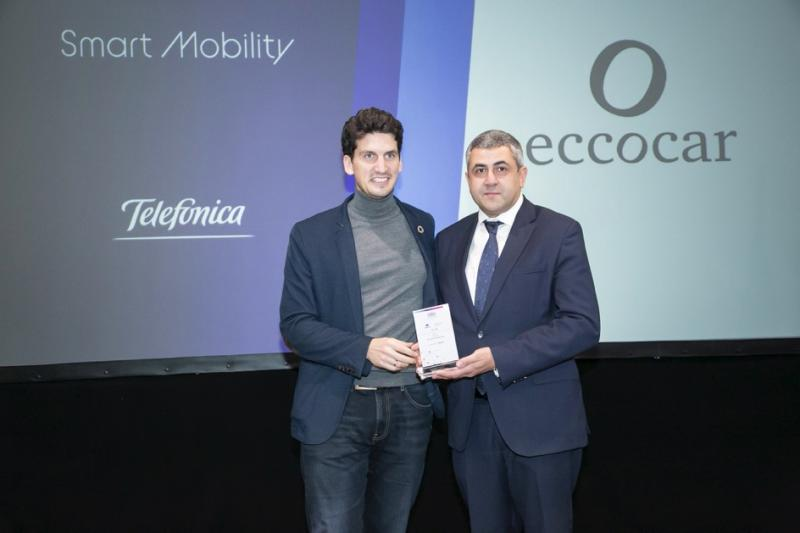 Eccocar winner for Smart Mobility