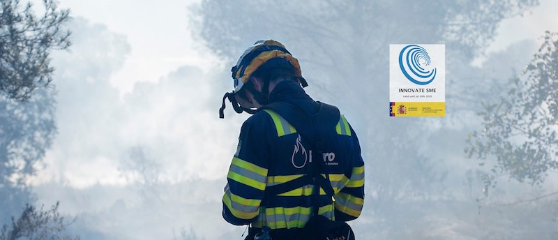 Pyro Fire Extinction