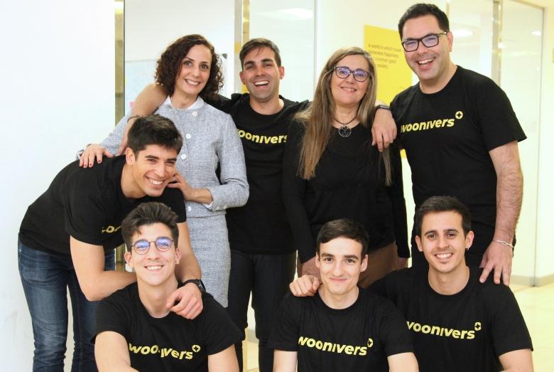 Wooinvers team