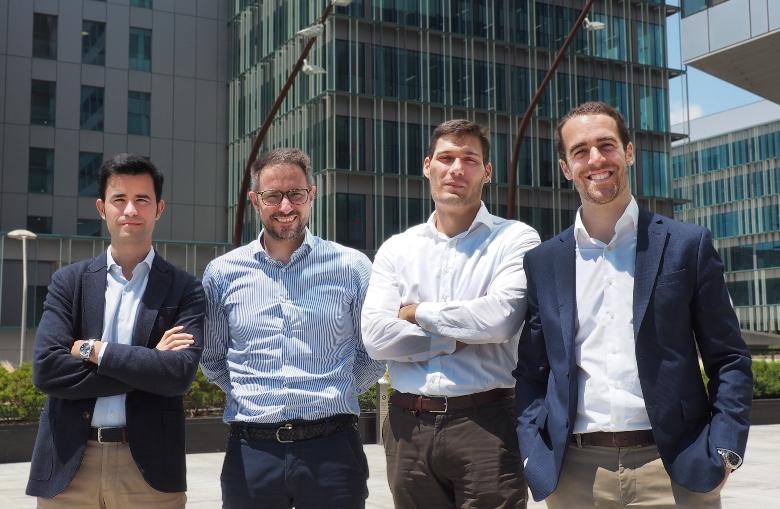 Taclia team